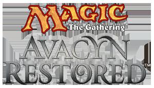 Logo Avacyn Restored