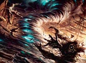 Marée dévastatrice