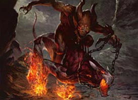 Chevaucheur infernal