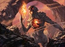 Titan du feu éternel