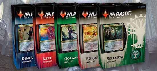 Toutes les cartes Guilds of Ravnica Guild Kits